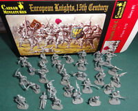 Caesar European Medieval Knights  1/72 MIB 091