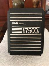 RSVI Cimatrix Laser Scanner Decoder - CIMAX 7500A Ser#T38410957
