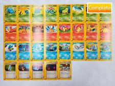 Complete Expeditinon Base E-Series Japanese Pokemon Cards
