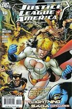 Justice League of America (Vol 2) #  10 Near Mint (NM) 1in10 VARIANT MODN AGE