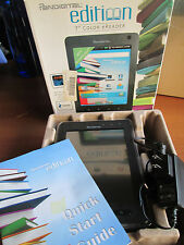"Pandigital Edition 7"" Color e-Reader/Tablet Android w/ Activetouch 4gb R70F453"