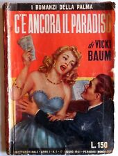 I ROMANZI DELLA PALMA N.1 1951 MONDADORI VICKI BAUM