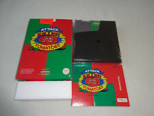 Attack of the Killer Tomatoes NES Spiel komplett mit OVP und Anleitung