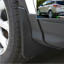 Front & Rear Mud Flap Splash Guard For Ford Escape KUGA 2013 2014 2015 2016 2017