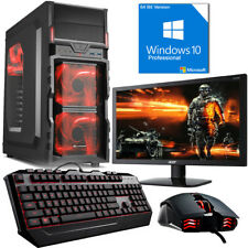 AMD PC Komplett-Set AMD GAMER A8 7650K 4X3,8 GHz - AMD Radeon R7 - Gaming Turbo!