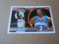 Vignette panini - Basket 2010 NBA - N°123 - Gerald Wallace