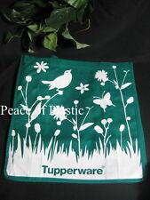 Tupperware New RARE GO Green Shopping Tote Catalog Bag Logo Consultant
