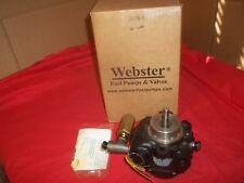 Webster Fuel Oil Pump 35196-5