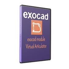 exocad add-on module - virtual articulator