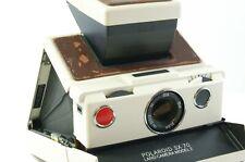 Vintage SLR Polaroid SX-70 Land Camera Model 2 Filmtyp SX 70 Ref. 22194