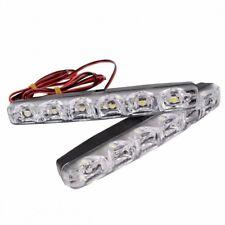 Daylight Running Light Kit 12V 6 LED XF EA EB ED EF EL AU BA BF FG