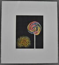 Shigeru Narikawa - Lollypop Lithograph