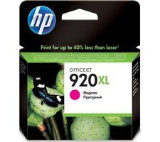 HP OfficeJet #920xl ink