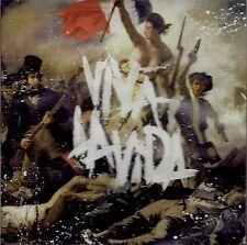 CD - COLDPLAY - Viva la vida