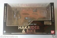 Classic 2007 Hakaider Figure Bike S.I.C. Vol. 12 SIC Kikaider Masked Kamen Rider
