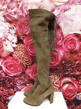 Stuart Weitzman Women Highland Over The Knee Boot: Size 8.5 M: (3)