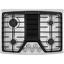 "Frigidaire Stainless Steel 30"" 4 Burner Gas Downdraft Cooktop RC30DG60PS"