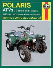 Haynes Repair Manual 2302 - Polaris Trail Blazer, Trail Boss, Xplorer 1985-1997