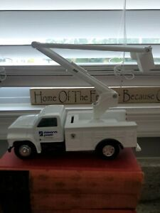 Ertl Collectibles Ford Utility Bank Diecast Bucket Truck - Delmarva Power
