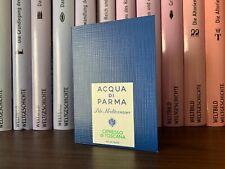 """Acqua di Parma Blu Mediterraneo """" Cipresso di Toscana """" EdT 1,2 ml, Neu"""
