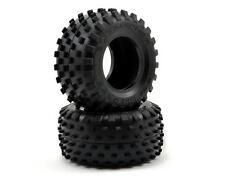 "Schumacher Racing U6708 ""Stagger Rib"" 2.2 1/10 Truck Front Tires (2) (Yellow)"