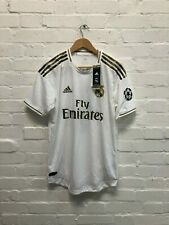 adidas Real Madrid Men's 19/20 Home ClimaChill Shirt - M - Sergio Ramos 4 - New