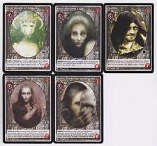 Harbinger of Skulls Crypt Lot G2 5x Vampires Bloodlines V:TES VTES