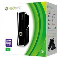 Xbox360 4GB  Slim Console  (PAL) Matt Black