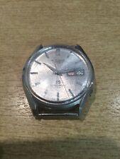 Genuine GRAND SEIKO watch 6246-9000 Automatic winding Day Date Men's size RARE