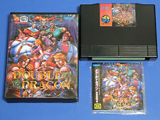 SNK Neo Geo AES DOUBLE DRAGON Import Japan