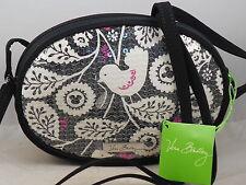 Vera Bradley Disney Mickey Meets Birdie Shimmer Crossbody Bag  Handbag