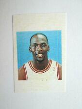 1988 Fournier Basketball Sticker - Michael Jordan (NM or better)