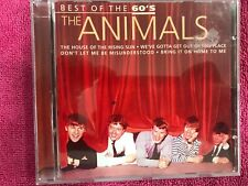 THE ANIMALS CD THE BEST OF 60'S THE HOUSE OF RISING  NETHERLANDS 2000
