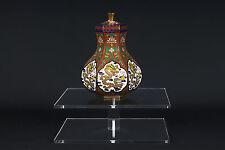 La Chine 20. JH. deckeldose-a Chinese cloisonné enamel Dragon Box-chinois cinese