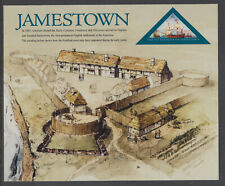 US #4136 Settlement of Jamestown 41 Cents Complete Sheet of 20 Mint Never Hinged