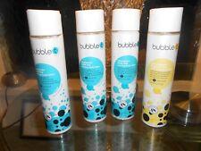 Bubble x4 lot 300 ml Moroccan mint tea x3 lemongrass & greentea x1 body lotion n