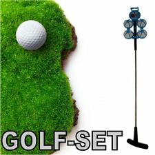 Golfset Crossgolf Urban Cross X-Golf  5 Teile Golfschläger Golf Bälle Set  Spiel