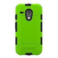 Trident Aegis Green Rugged Cover Case for Motorola Moto G 1st Gen XT1028 XT1031