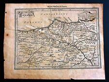 VIZCAYA, GUIPUZCOA, NAVARRA, CANTABRIA, Bellin, 1628