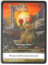 WoW EXTENDED ART PROMO Penelope's Rose #266/319 NM/M