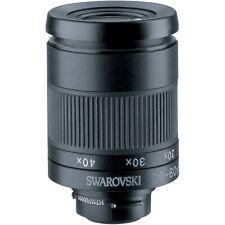 Swarovski Optik 49430 20x to 60x Zoom Spotting Scope Black Eyepiece