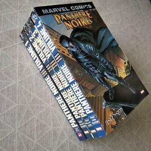 Marvel Monster Edition – Panthère noire: intégrale en 4 tomes