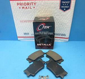 Rear Disc Brake Pad Set For Toyota & Lexus OEM# 0446507010 Camry Avalon RAV4 +