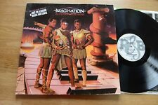 IMAGINATION In The Heat Of The Night LP R&B records 204 987 gatefold