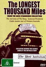 The Longest Thousand Miles ~ The Flying Scotsman in Australia - Train DVD