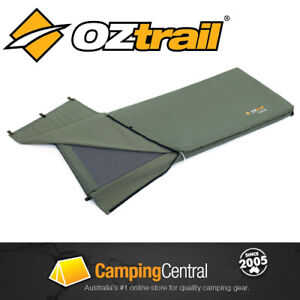 OZtrail COOPER EXPEDITION SWAG Roll Up Canvas Single Swag