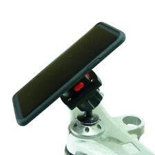 12mm Stem Mount & TiGRA Case for Galaxy S10 PLUS fits Honda Blackbird Kawasaki