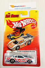 86 Ford Thunderbird Pro Stock * Hot Wheels 2012 * W3