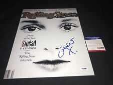 Sinead O' Connor Signed 11x14 photo Nothing Compares To You PSA DNA