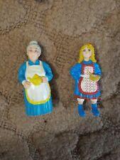 1988 Hg Toys Alice in Wonderland Figures